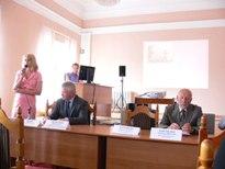 Открытие Конференции. Выступает И.А.Кеня
